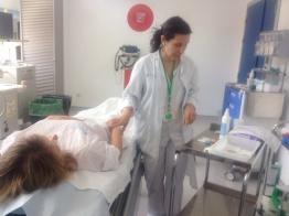 Extracción de sangre segura